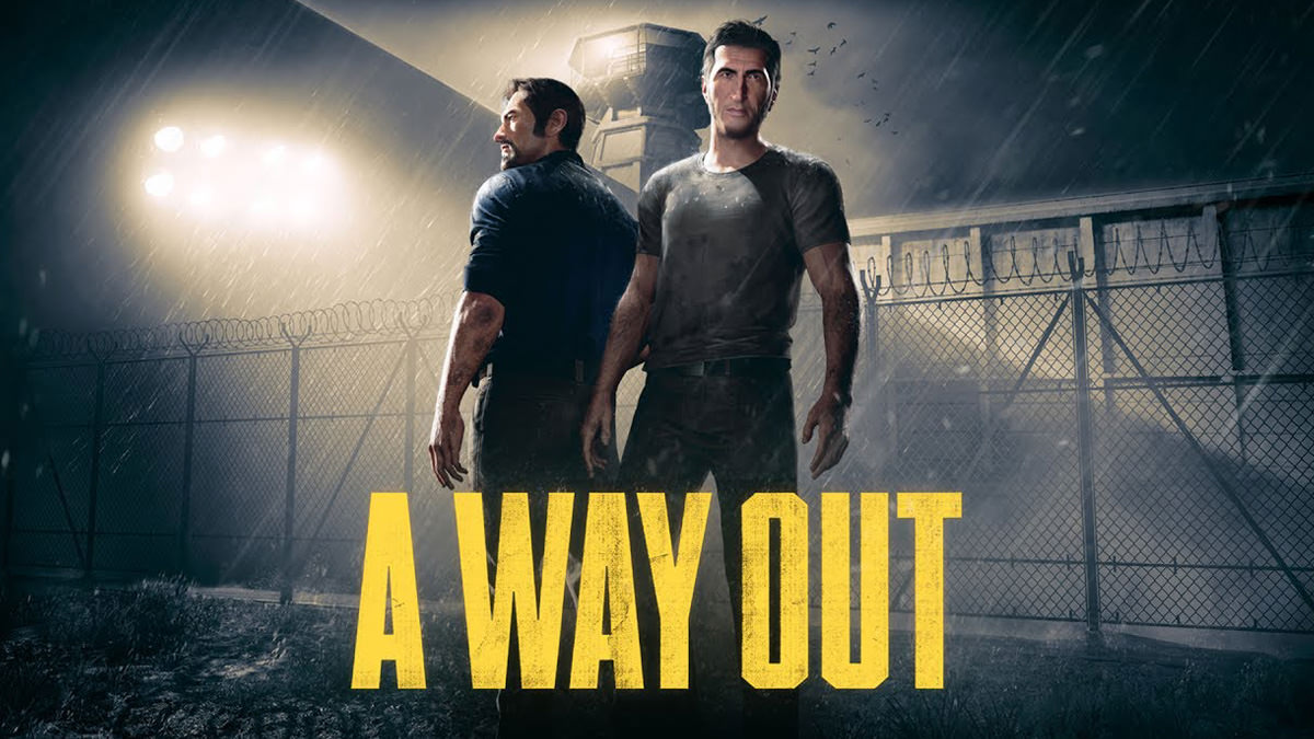 A Way Out Controls