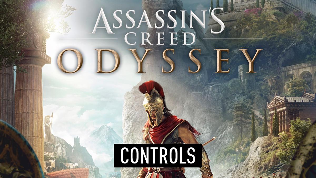 Assassin's Creed Odyssey Controls