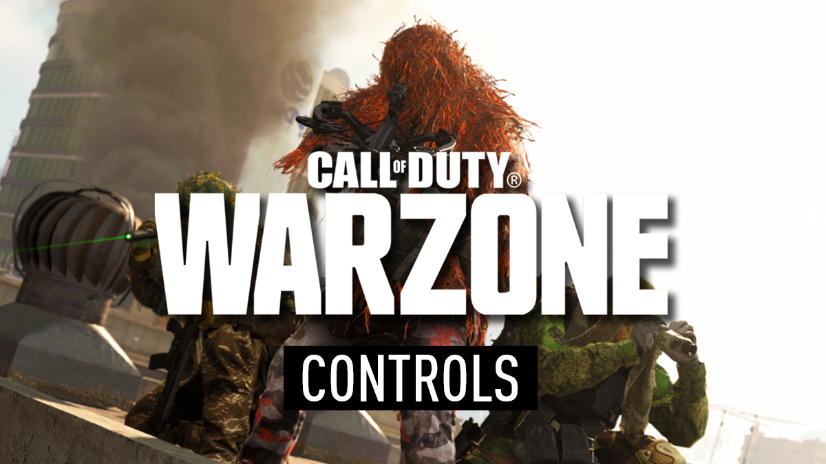 Call of Duty: Warzone Controls