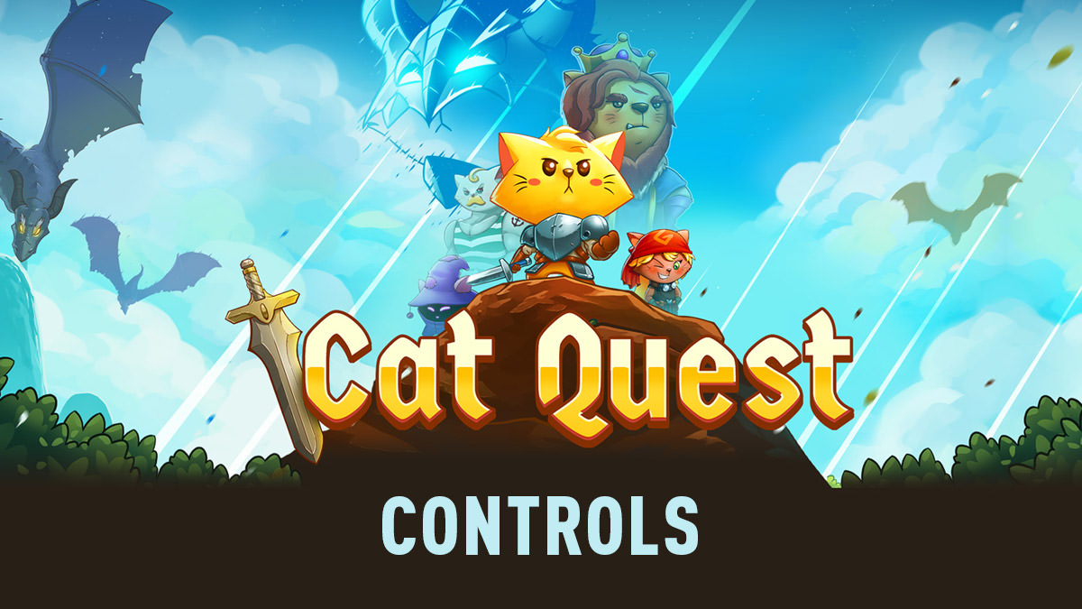 Cat Quest – Controls
