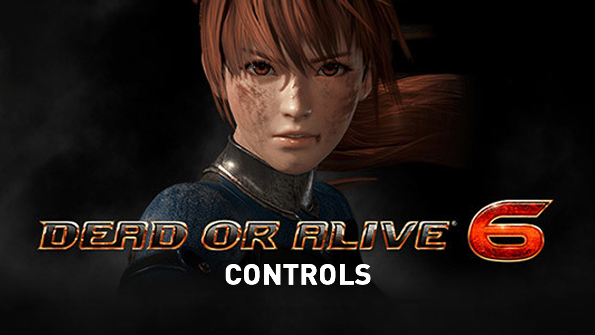 Dead or Alive 6: Core Fighters – Controls