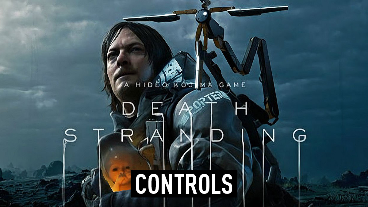 Death Stranding Controls