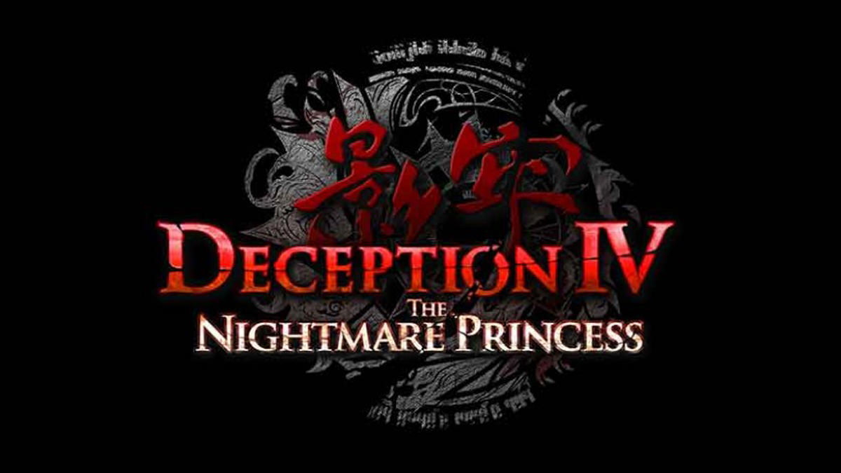 Deception IV: The Nightmare Princess – Controls