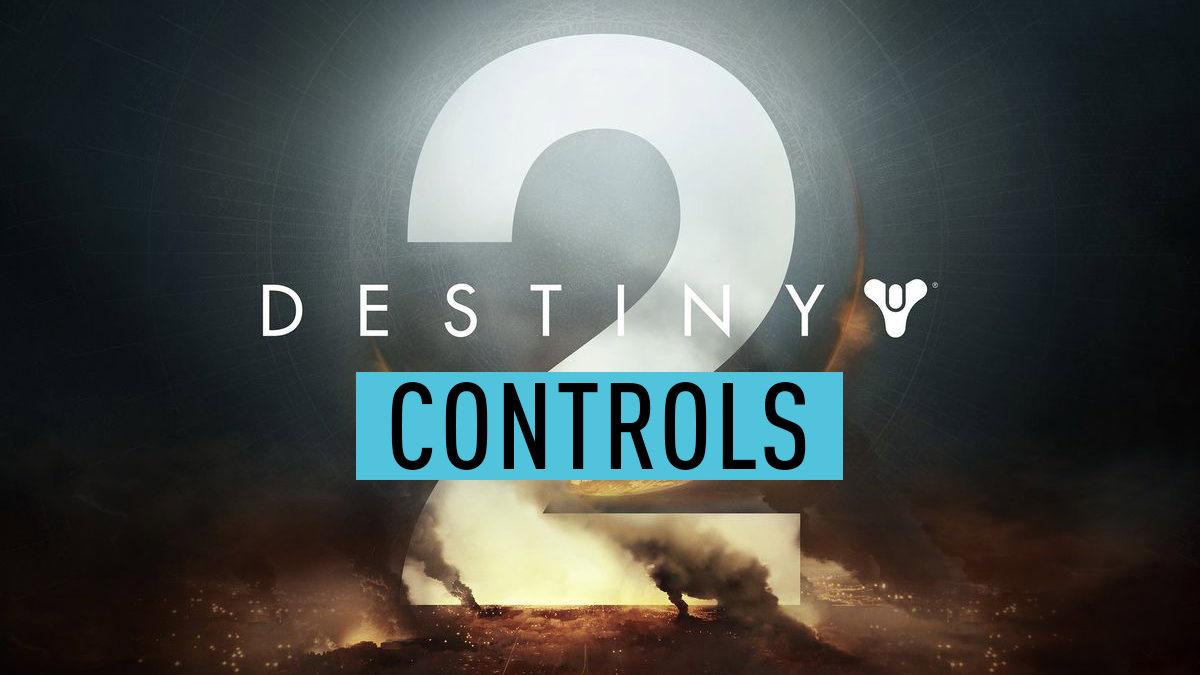Destiny 2 – Controls – Spottis