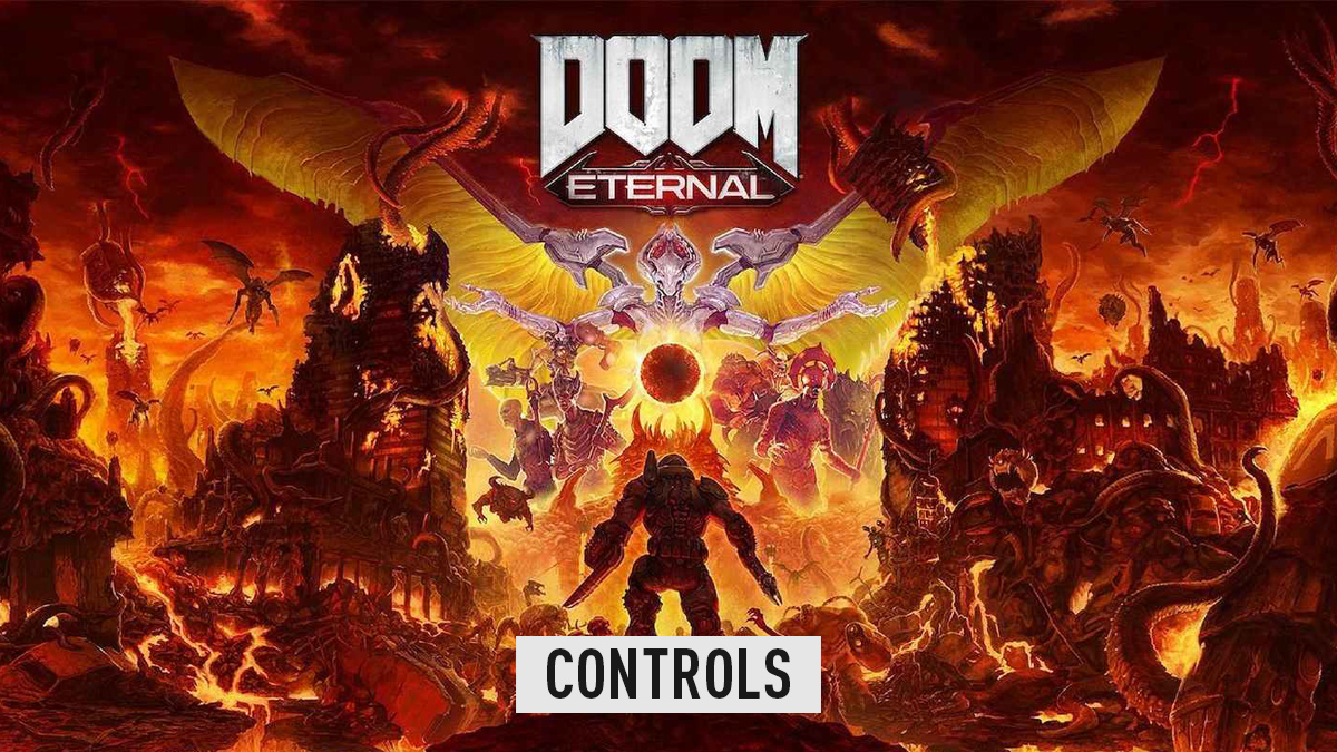 DOOM Eternal Controls