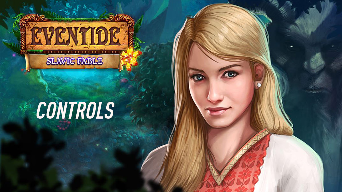 Eventide: Slavic Fable – Controls