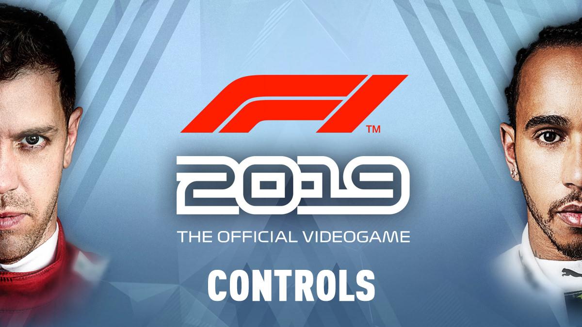 F1 2019 – Controls – Spottis