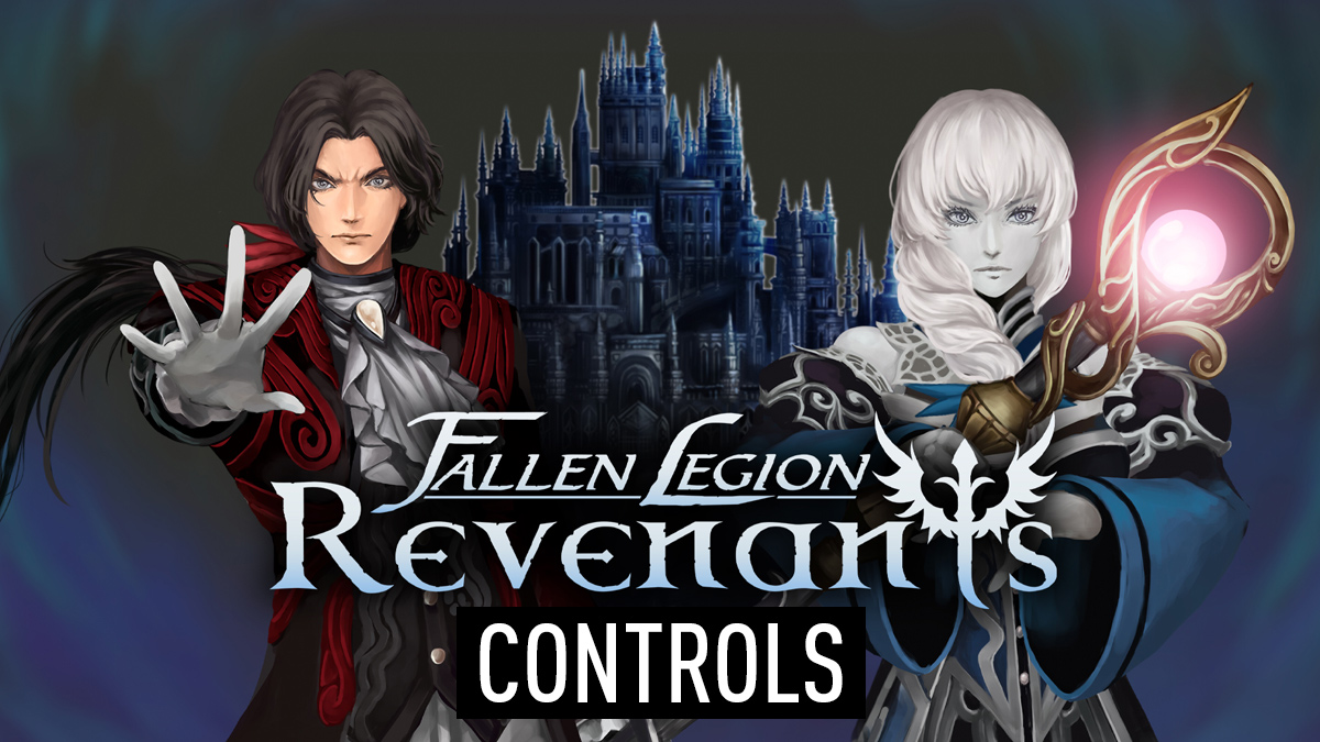 Fallen Legion Revenants Controls