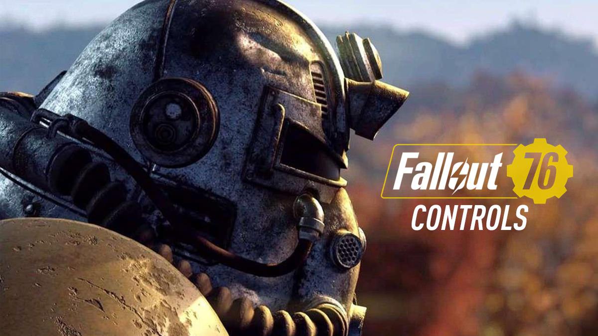 Fallout 76 – Controls – Spottis