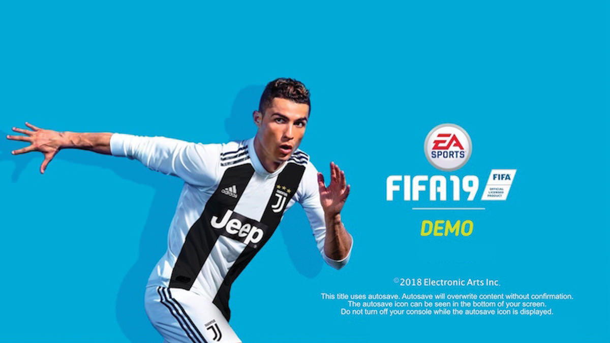 Get Ready for FIFA 19 Demo