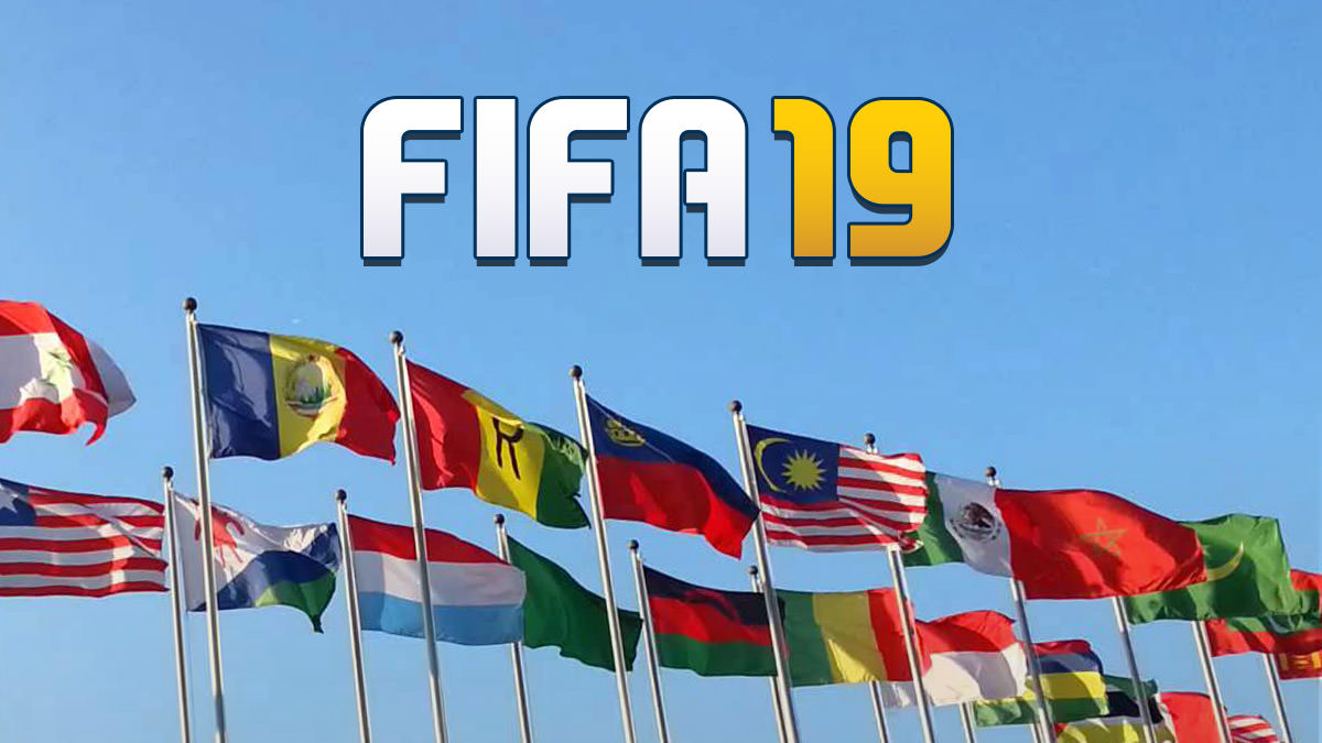 FIFA 19 National Teams