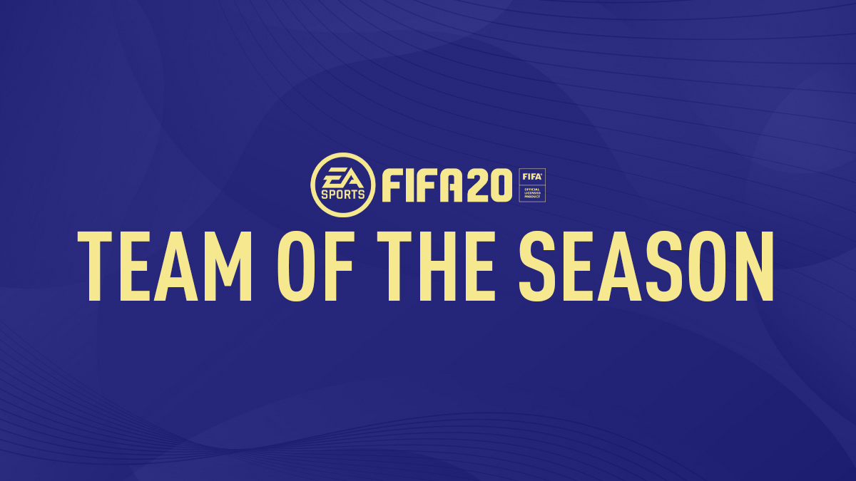 FIFA 20 Team of the Season – TOTS Guide