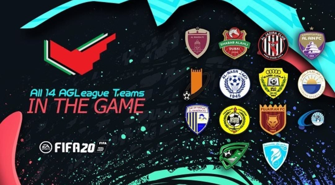 UAE League FIFA 20