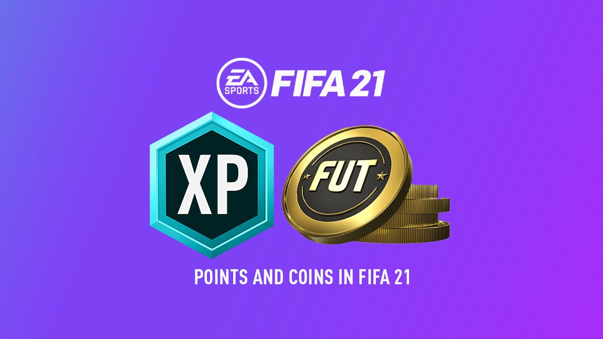 Points and Coins in FIFA 21
