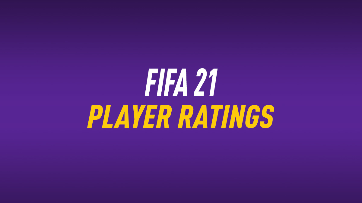FIFA 21 Player Ratings