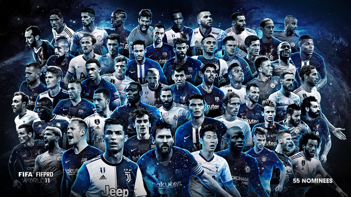 FIFA FIFPro World 11 – Team of the Year 2019