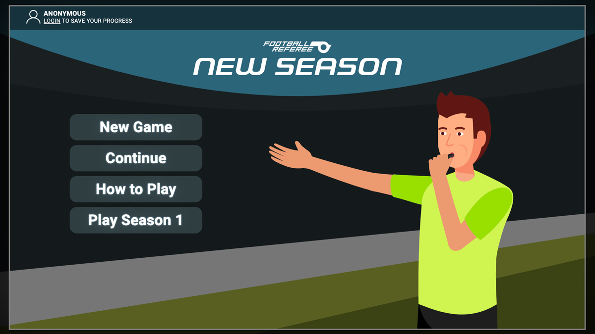 Football Referee Season 2 is Out