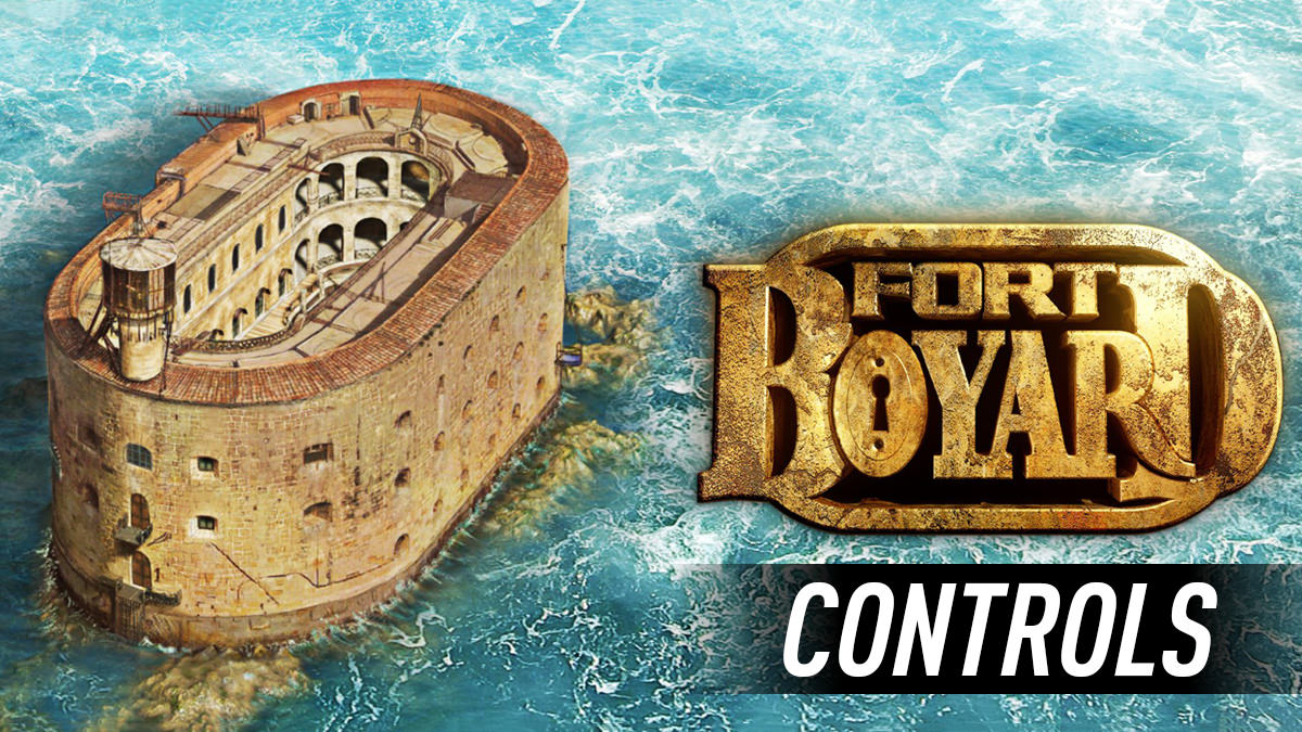 Fort Boyard Controls