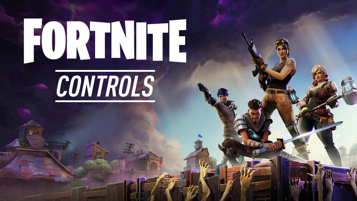 Fortnite – Controls