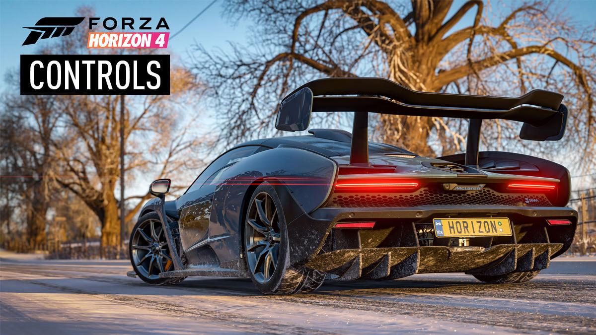 Forza Horizon 4 – Controls – Spottis