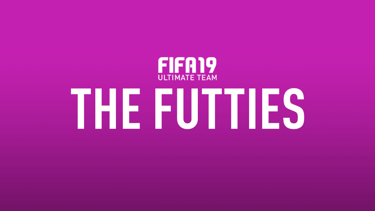 The FUTTIES in FIFA 19
