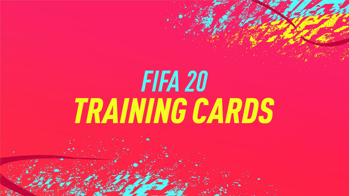 FIFA 20 Training Cards