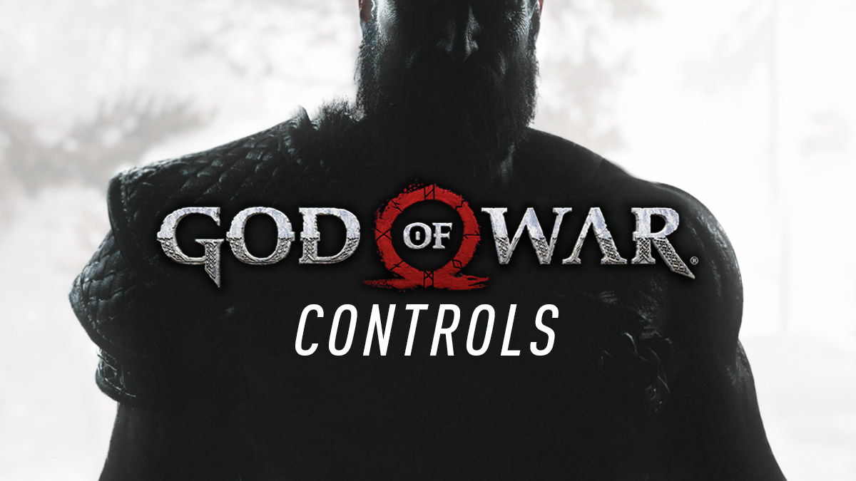 God of War Controls