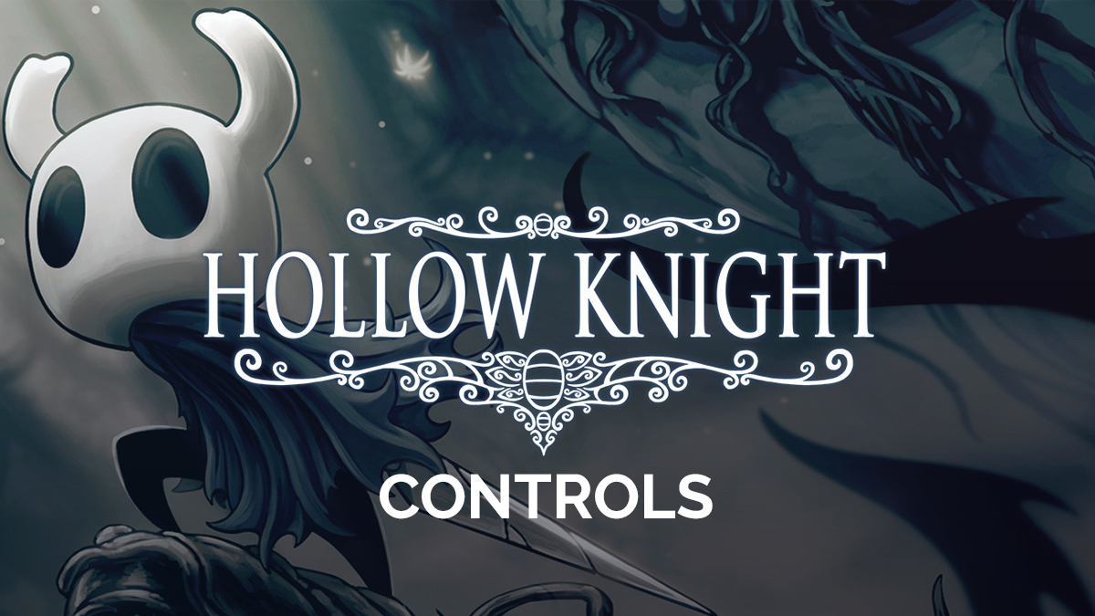 Hollow Knight Controls