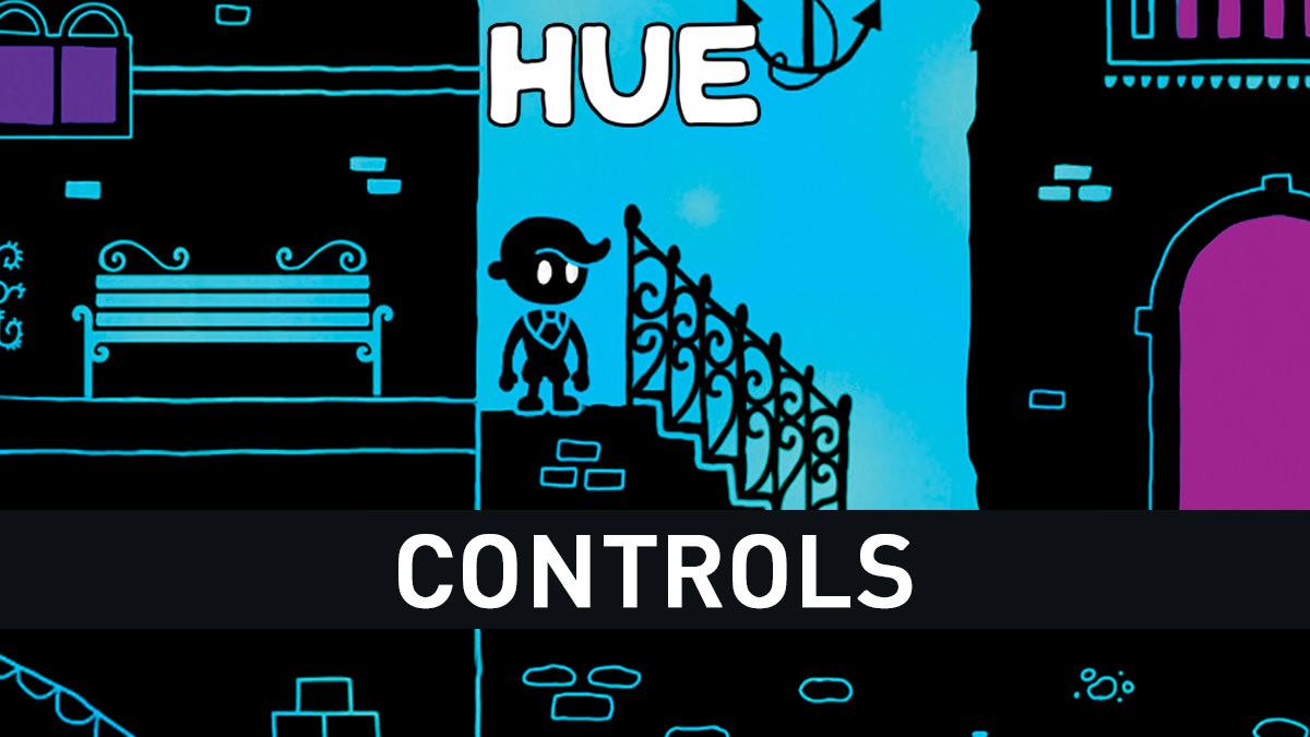 Hue – Controls – Spottis