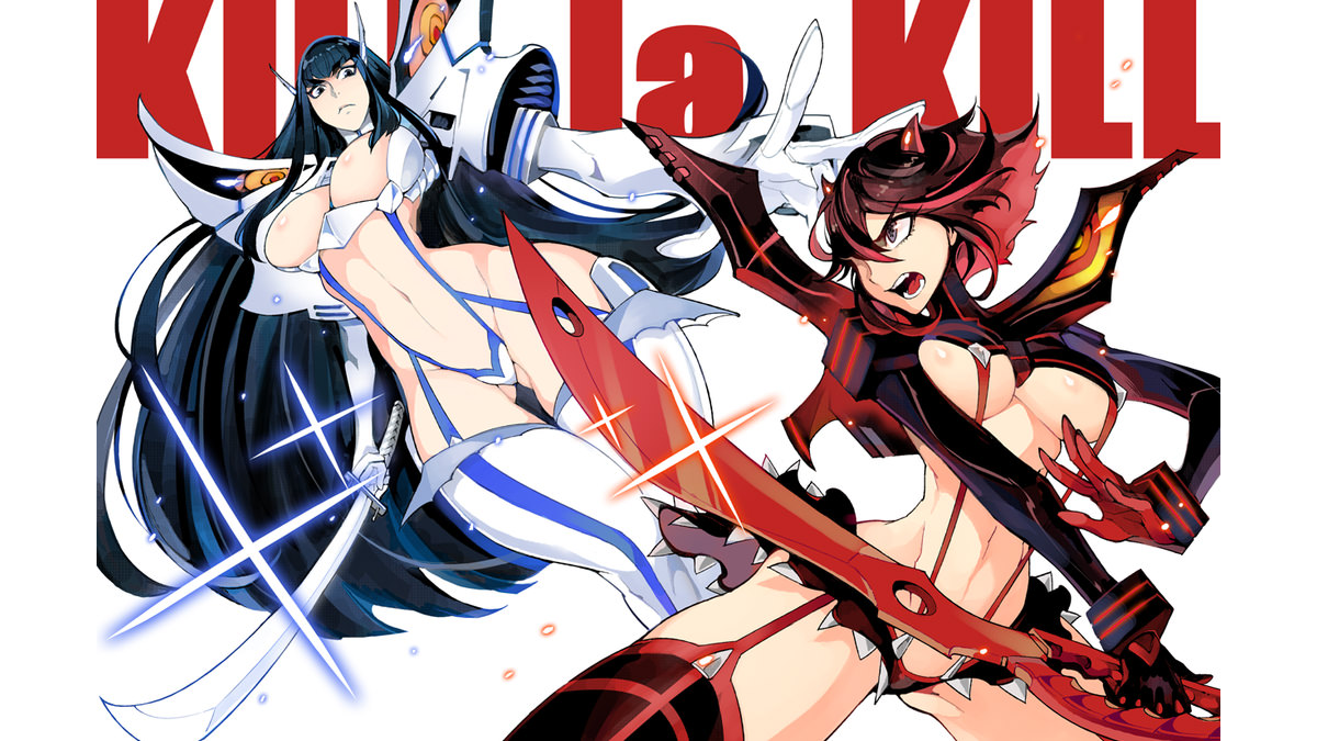 KILL la KILL – IF – Controls