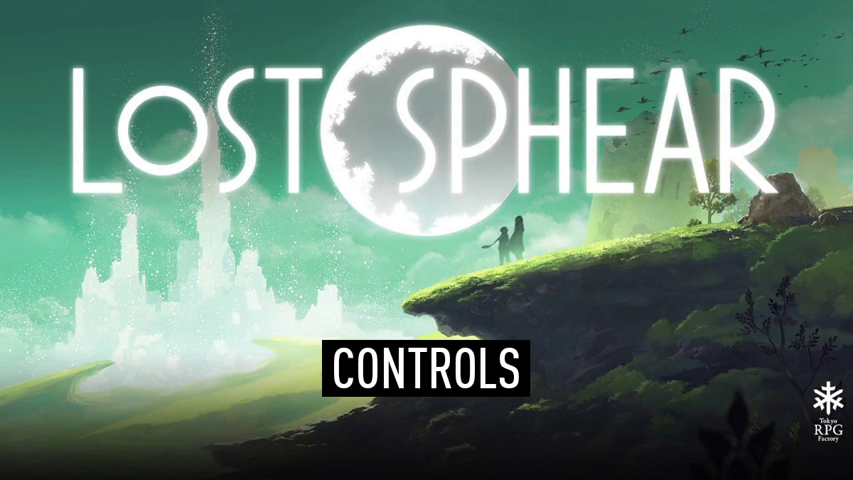Lost Sphear Controls