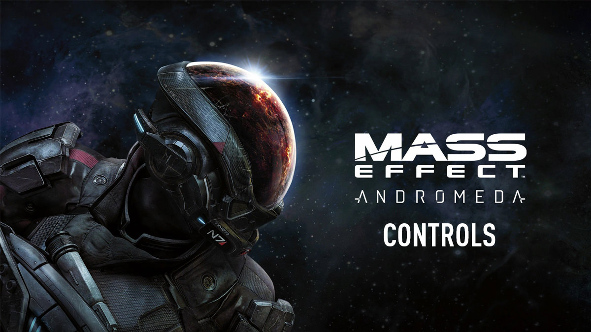 Mass Effect: Andromeda – Controls
