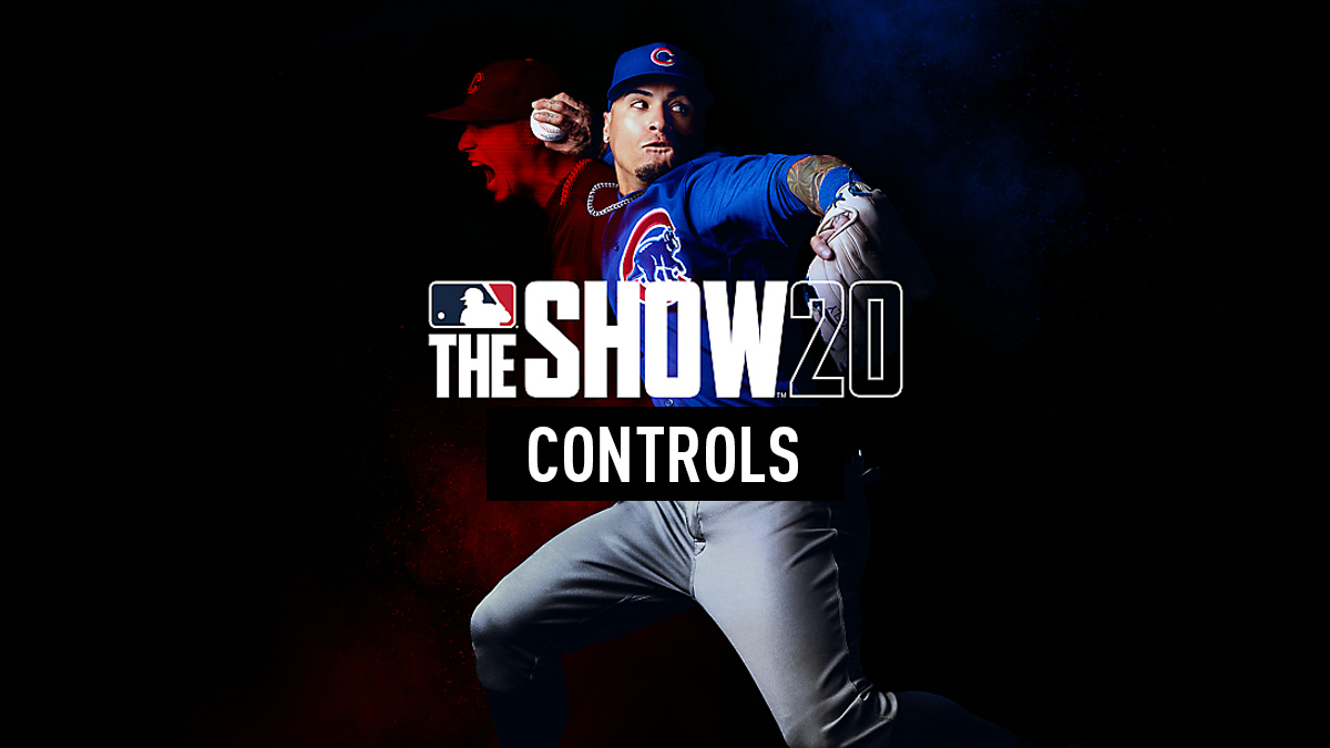 MLB The Show 20 Controls