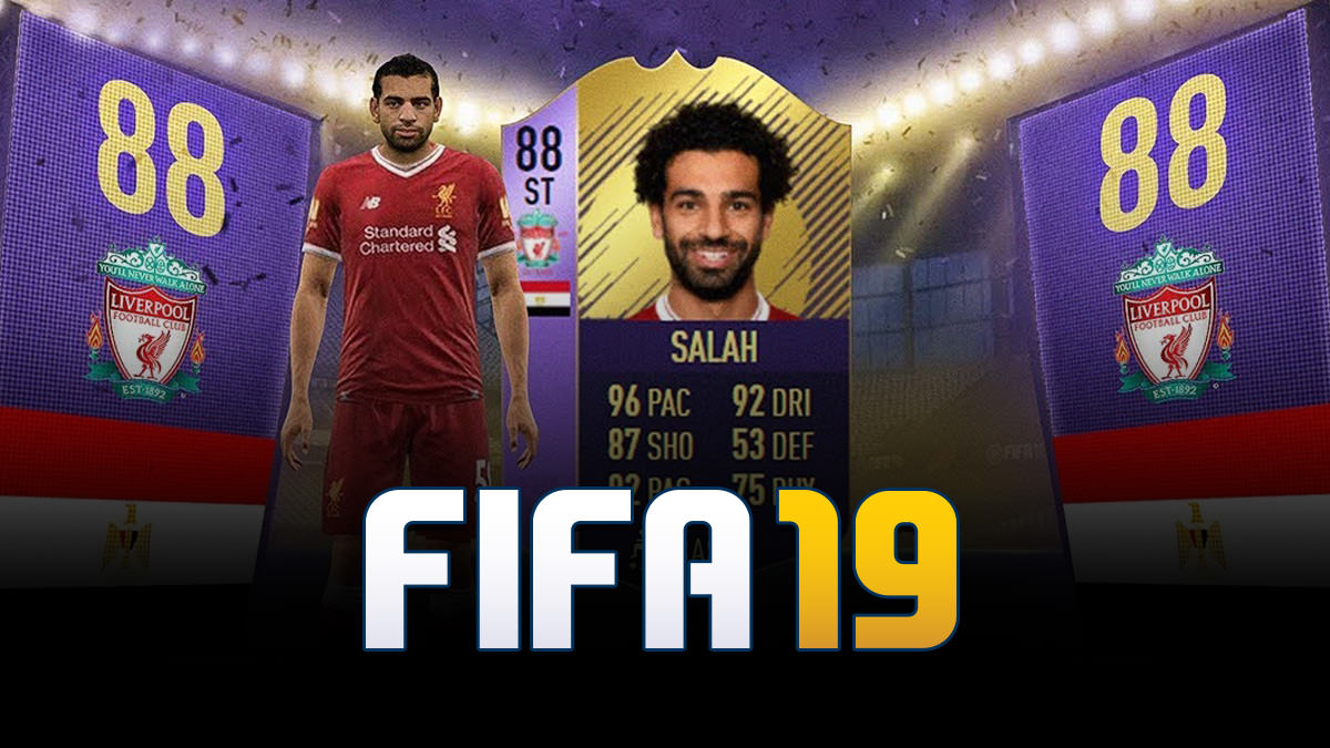 Mohamed Salah – A Potential Candidate for FIFA 19 Cover Star