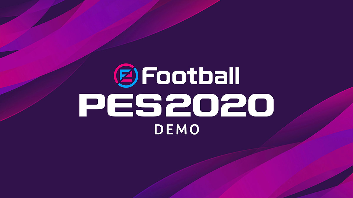 Download PES 2020 Demo