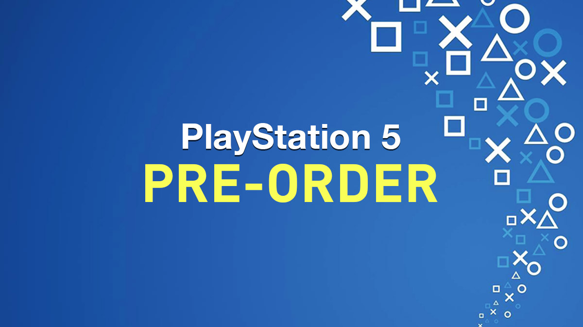 PlayStation 5 – Pre-order & Buy (PS5)