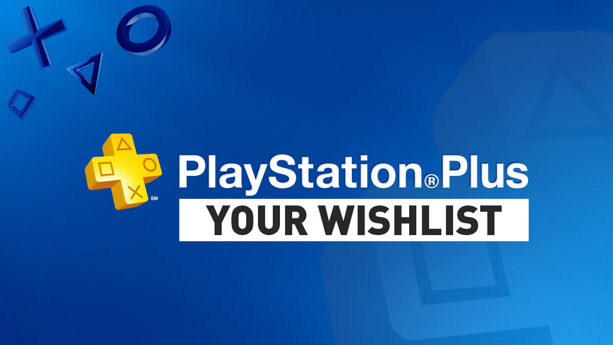 PlayStation Plus Wishlist