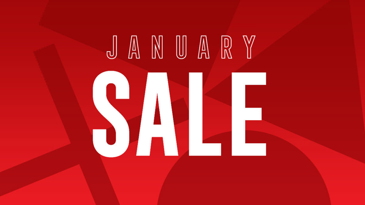 PlayStation Store's January Sale – New Additions