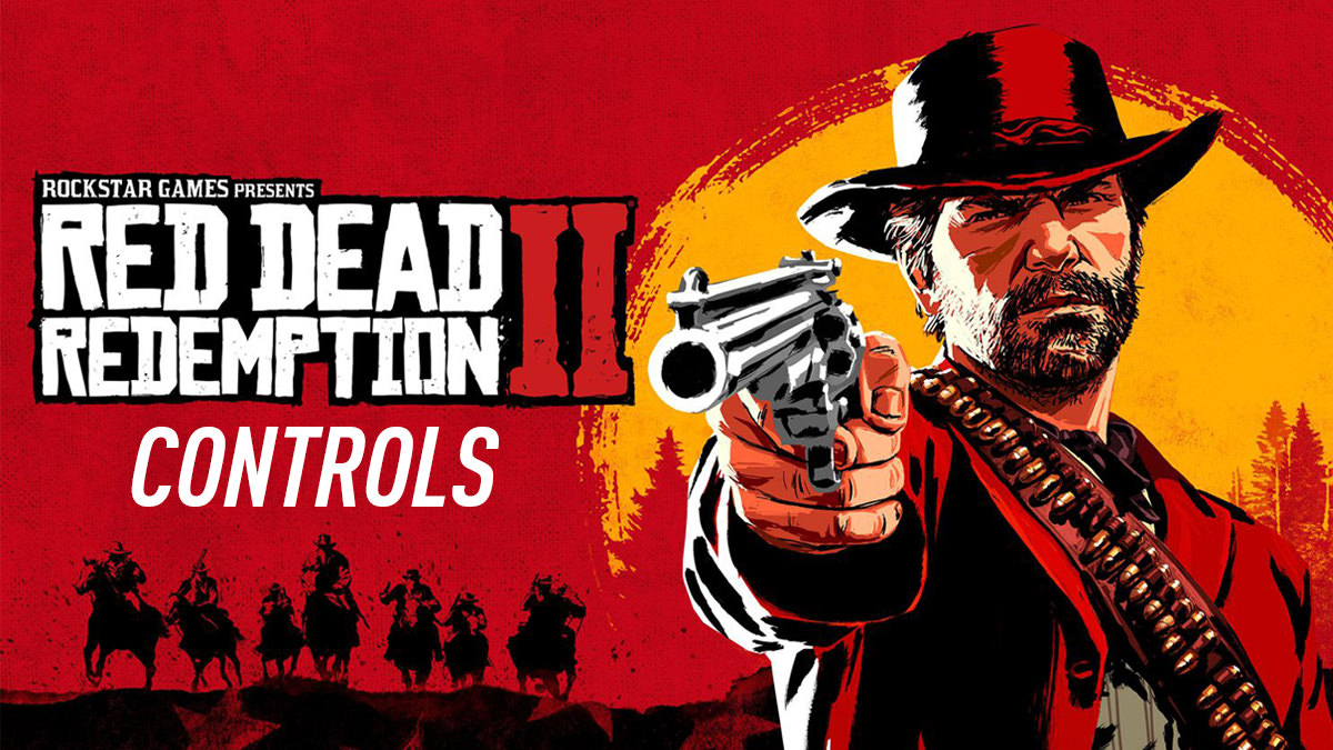 Red Dead Redemption II Controls