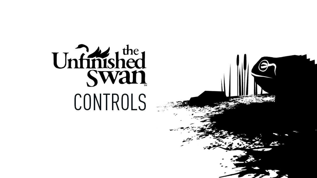 The Unfinished Swan Controls