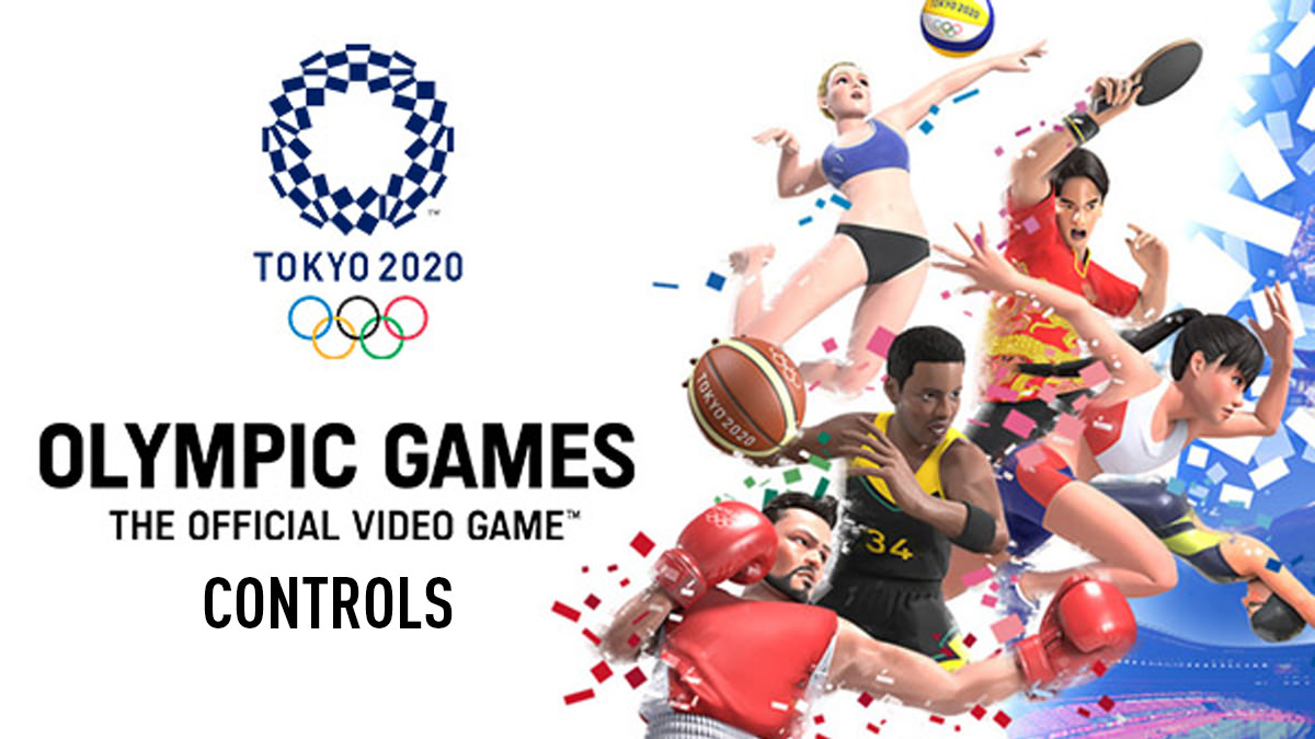 Olympic Games Tokyo 2020 – Controls