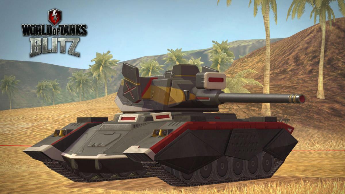 Blitz Tanks