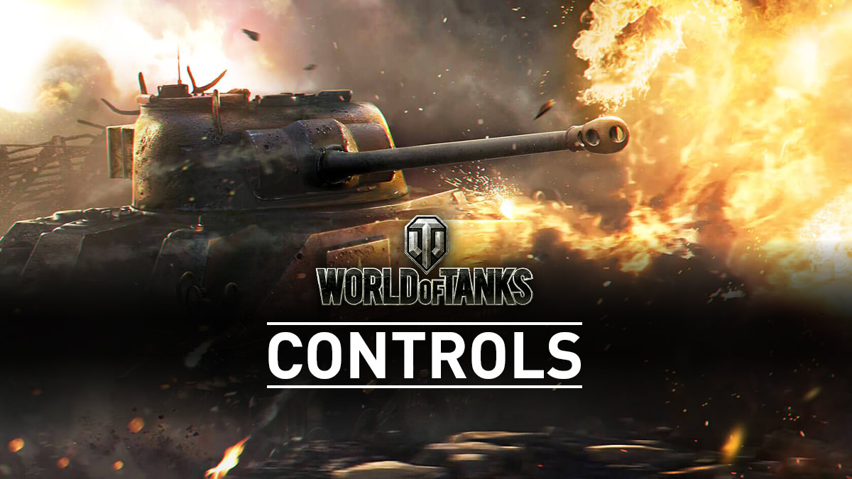 World of Tanks Controls